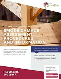 Smoke Damage Assessment