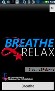 Breathe 2 Relax mobile app