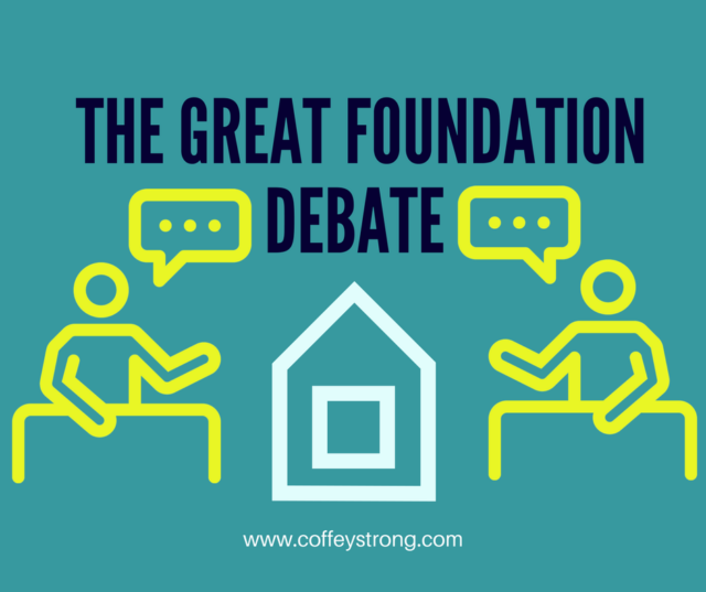 The Great Foundation Debate: Pier and Beam vs  Post Tension